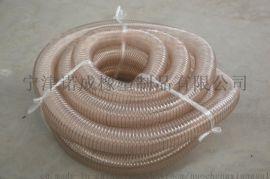 pu钢丝伸缩管、通风排烟气软管、环保设备专用