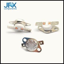 高品质KSD301常闭型手动复位温控器