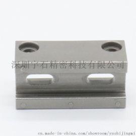 气动机械手气动手指气缸配件MHZ2-25D导轨
