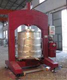 框栏式冰葡萄压榨机 药液沉渣垂直压榨机