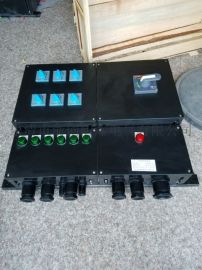 316材质不锈钢防水接线箱 铝合金防爆接线箱