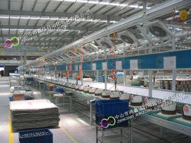 中山热水器装配生产线,电饭煲流水线,压力锅老化线