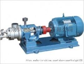 经销各种型号螺杆泵,齿轮泵,NYP系列高粘度磁力泵
