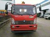 重汽**锡柴130马力5吨随车吊 全国联保包送车