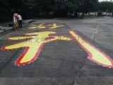 自貢市專業定做樓盤燈布字製作