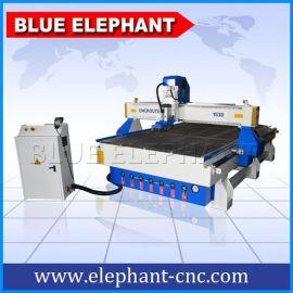 高速木工雕刻机,主轴变频器传动系统,您的**选择蓝象数控机械