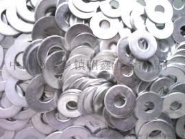 大量常用镀锌铝铁不锈钢垫片