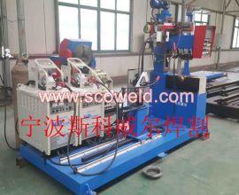CPAWM多工能管道预制自动焊机