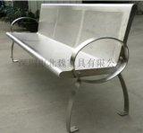 201/304不鏽鋼休閒椅*園林排椅*304排椅