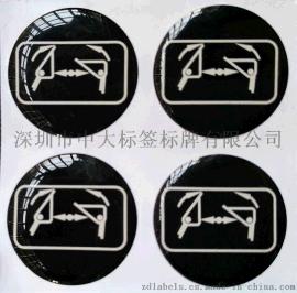 水晶滴胶不干胶标签 软硬滴胶 免费设计滴胶标签