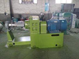 青岛鑫城一鸣各种类型自动换过滤网橡胶滤胶机挤出机