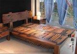 百年老船木经典大床