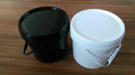 5KG油墨桶 涂料桶 5升塑料桶 包装桶