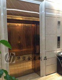 定做**304不锈钢电梯门 不锈钢电梯装饰厂家