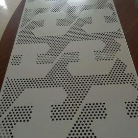 彩钢冲孔吸音板/冲孔卷/铝板冲孔