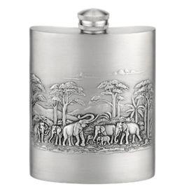 泰國錫器吉象酒壺商務往來 友情饋贈 藝術收藏 家居 贈禮