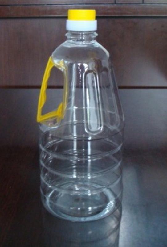 半自動2.5L油瓶吹瓶模具