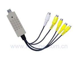 4路USB视频采集卡