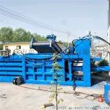 江蘇臥式液壓打包機廢紙120噸液壓打包機廠家