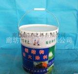 室內薄型水性防火塗料 鋼結構薄型膨脹防火塗料水性