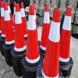 供甘肅蘭州橡膠路錐和天水交通路錐