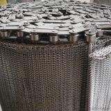 双工低价供应固化炉网带,高温输送网链,加密输送带