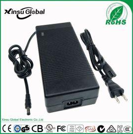 14.6V10A充电器 14.6V10A 中规CCC认证 14.6V10A磷酸铁锂电池充电器