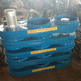 木工布袋双桶吸尘器可移动咕噜鼓风机除尘器