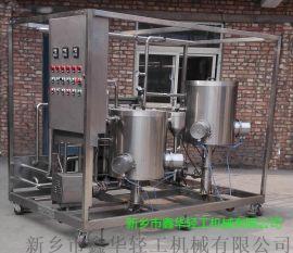 全自动板式高温杀菌机 巴氏杀菌机 食品级杀菌机