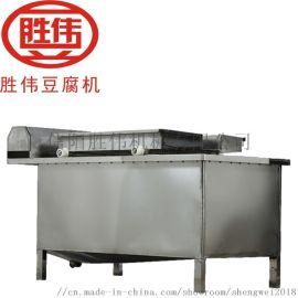 中大型商用豆腐机 煮浆机前置豆浆过滤筛