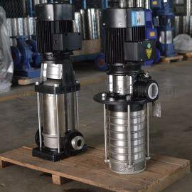 上海CDL/CDLF型轻型不锈钢多级离心泵50CDLF8-50多级增压泵2.2KW
