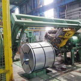 深圳大工人冷轧卷径向打包氩弧焊接全自动钢带打捆机