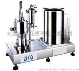 国产管线式高剪切分散乳化机