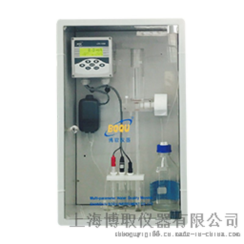 上海博取儀器在線鈉離子濃度監測,高性價比