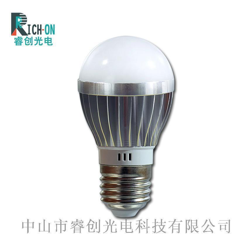 LED球泡灯,,5W大功率LED灯泡