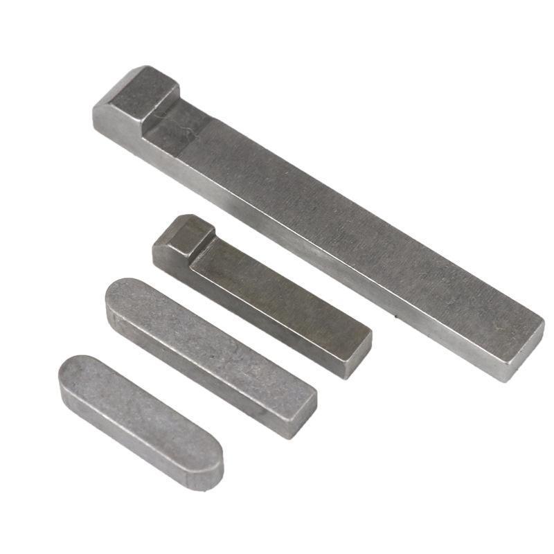 供应华德打捆机配件 小方捆配件 多种规格钩头键 华德原厂配件