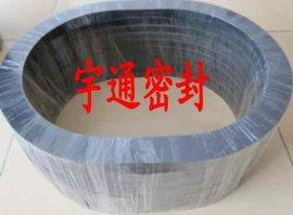 陕西氟橡胶法兰垫片/橡胶法兰垫片定做/氟橡胶垫片厂家