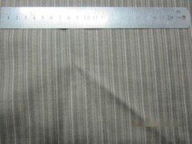 精纺竹纤维竖条面料