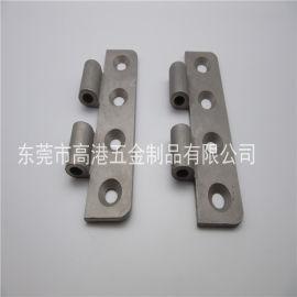 厂家定制不锈钢五金配件 建筑械器,不锈钢合页