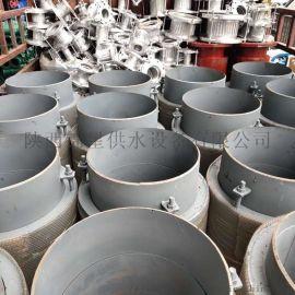 焊接式無約束補償器軸向型限位膨脹節生產廠家