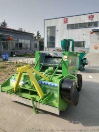 玉米秸秆青贮打捆机 打捆机厂家