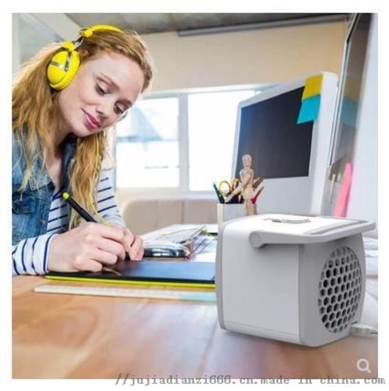 廠家直銷迷你空調扇 風扇 小型電風扇