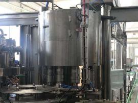 全套纯净水流水生产线 全套瓶装三合一灌装机