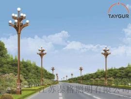泰格LED照明燈 景觀燈、太陽能路燈、中華燈