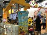 儿童智能手环展览,智能安装书包展览