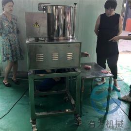 鸡块成型机,各种形状鸡块成型设备,Y鸡块成型机器