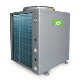 空气能热泵 5P顶出风超低温采暖热水主机