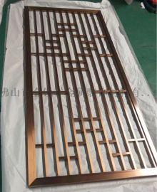 加工定做铝艺屏风隔断,铝雕室内屏风工厂