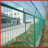 乌鲁木齐围栏网 隔离栅防护网 隔离网立柱