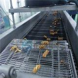 香酥小麻花油炸機 電加熱麻花油炸鍋 麻花油炸生產線